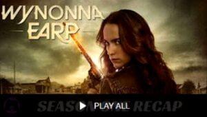 Wynonna Earp recaap playlist thumbnail