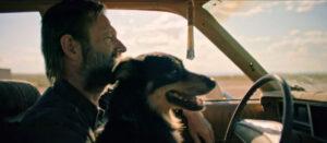 El Perro and Aaron Eckhart
