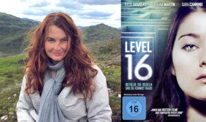 Danishka Esterhazy, Level 16 dvd cover